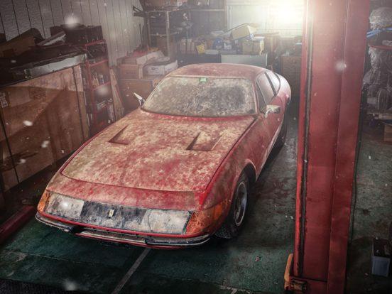 """フェラーリ 365 GTB/4 デイトナ"""""""
